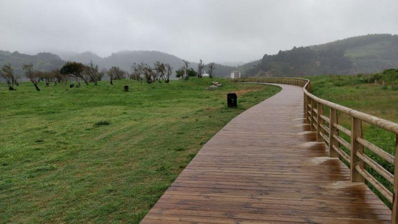 Камино дель Норте весной 2018 года, пешком по северу Испании