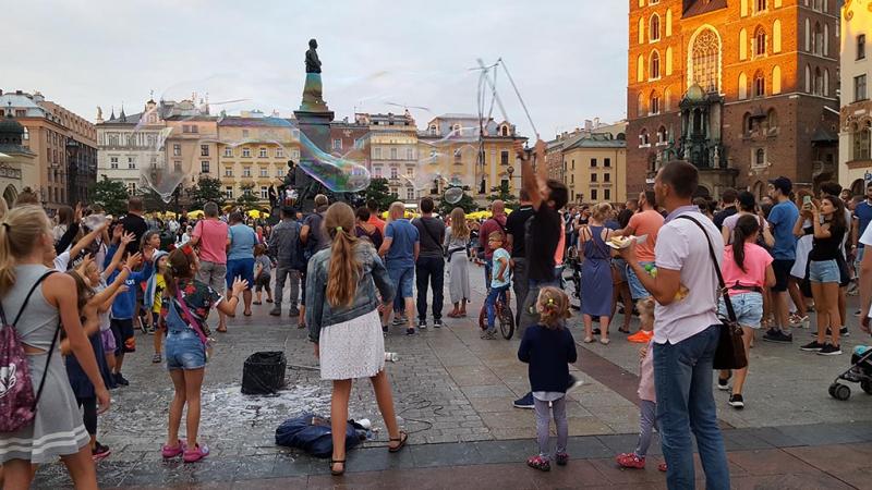 """Короткая (но очень насыщенная!) поездка в Краков и """"Kopalnia soli"""", г. Величка"""