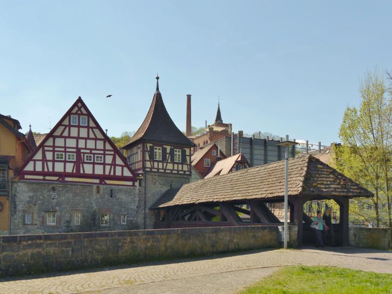 Германия: маленькие и не совсем маленькие и даже совсем не маленькие города…