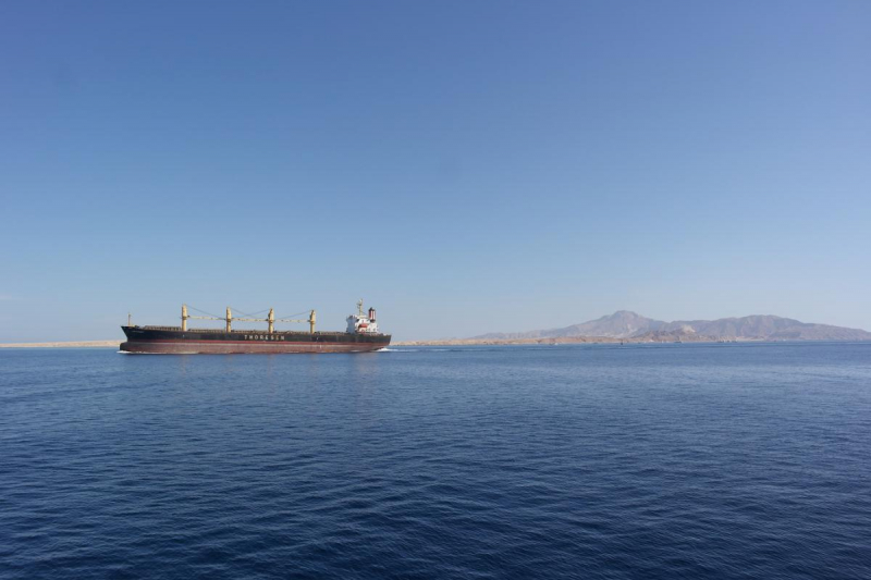 Шарм-Эль-Шейх. Восхождение на Синай с бухты-барахты