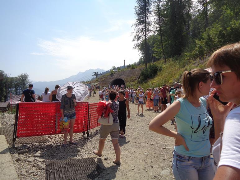 Практикум по Красной поляне в пляжный сезон. Авг 2017