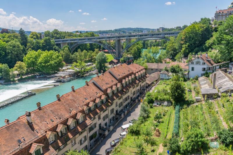 Швейцария. Горы,озёра и немного городов. Часть №3 (заключительная)