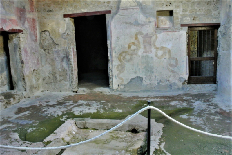 Неделя в Неаполе с упором на Помпеи (март 2018 г.)