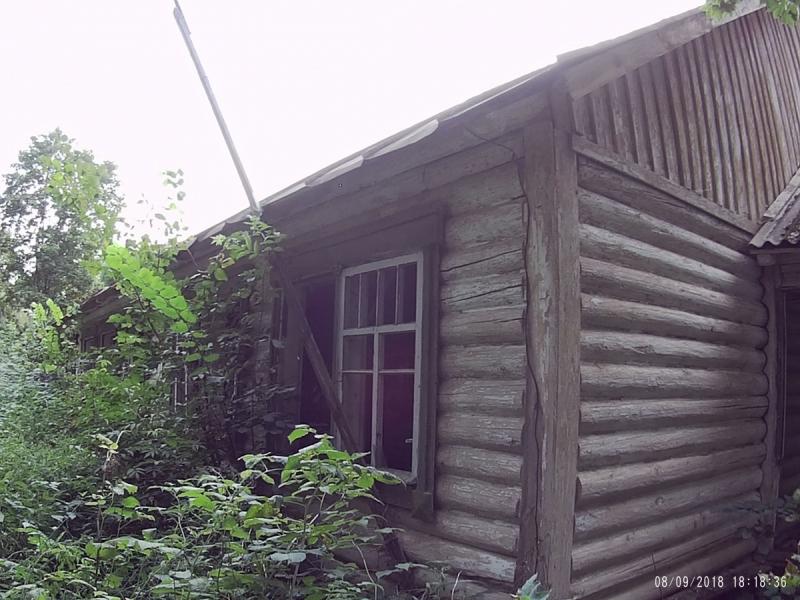 Заброшенный пионерский лагерь в Паньково, Киржачский район Владимирской области