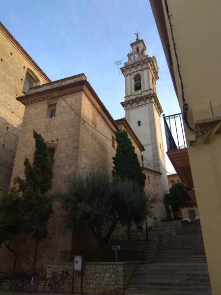 Валенсия-Олива-Таррагона. Самостоятельный отдых с детьми