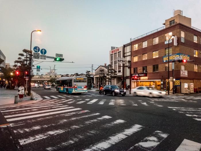 Последняя сакура, океан и снег в апреле. Токио-Никко-Камакура-Осака-Химедзи-Окуносима-Нара-Киото-Такаяма-Камикочи-Нагоя. Апрель 2018.