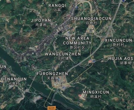 Фуронг, Фужун, Ванкун - это один и тот же городок?