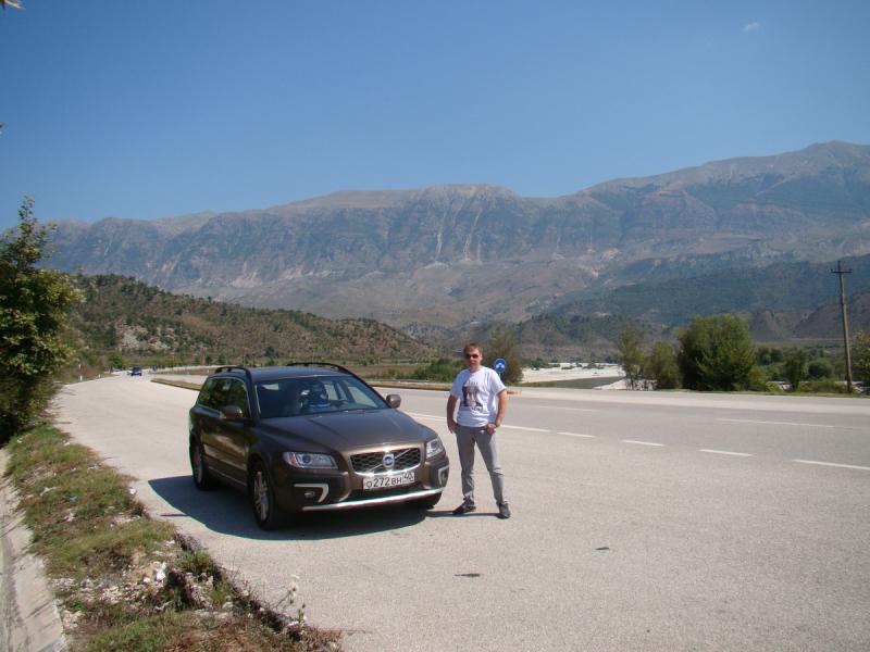 Снова в Грецию, снова на авто, но через Адриатику (август-сентябрь 2018)