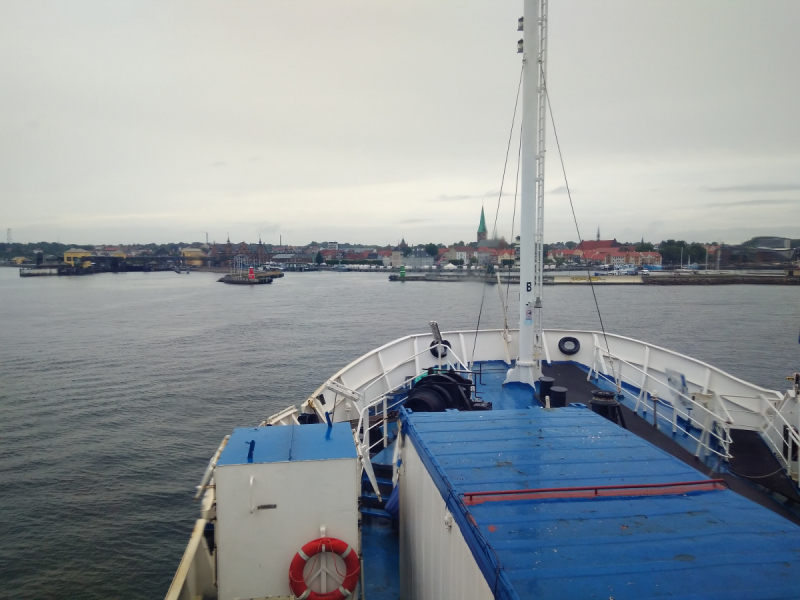 Путешествие вокруг Балтийского моря. Август 2018.