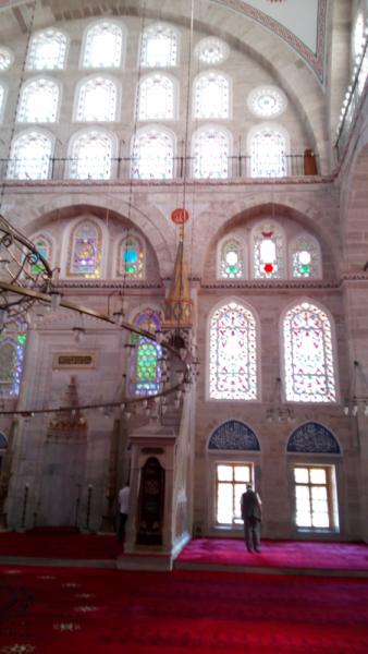 Стамбул пролётом в сентябре 2018