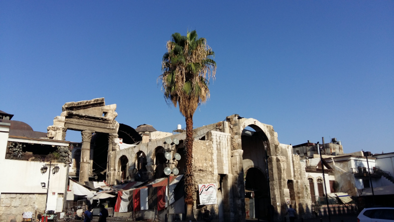 Сирия сегодня, три сентябрьских дня в Дамаске.