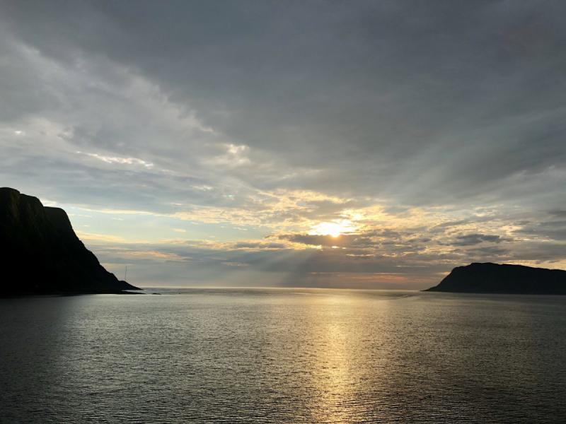 Круиз по Норвежским Фьордам.