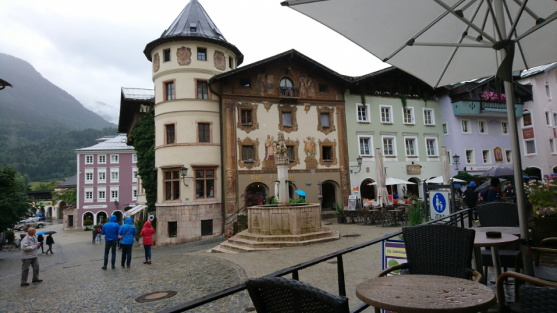 Вильнюс-Нюрнберг-Мюнхен-Австрия-Краков (июль 2018)
