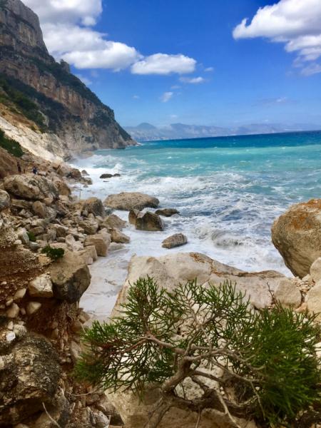 Сардиния от запада на восток. Осень 2018.