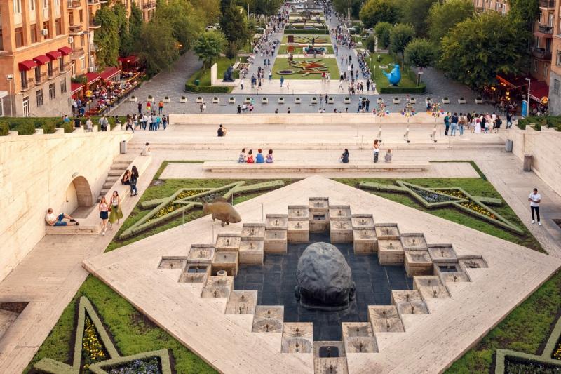 Разрушая мифы о Ереване