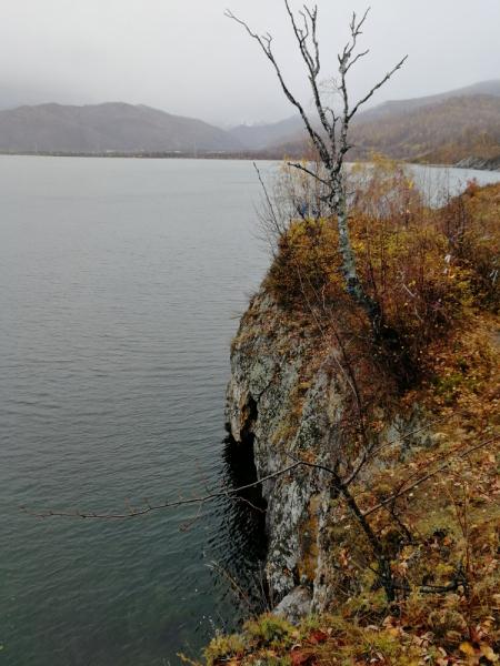 Байкал 3-13 октября 2018