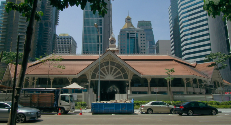 И даже Сингапур!