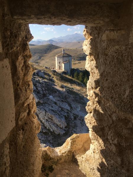 По следам форумчан: Молизе, Абруццо + острова Тремити, прошу критики и мнений