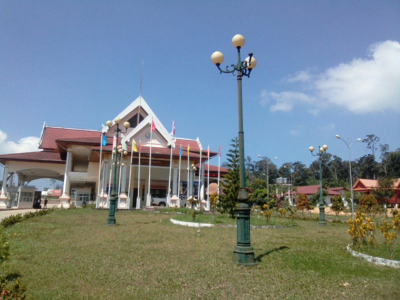Самостоятельный визаран через Лаос (из Нячанга)