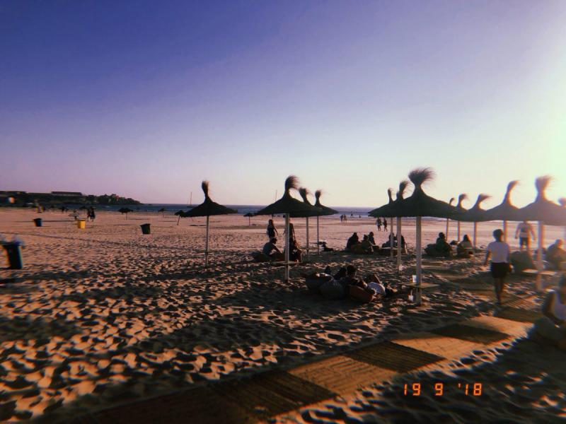 Андалусия в сентябре без машины (Гранада + Ронда + Тарифа с дюнами + Севилья + Кордоба + Мадрид)