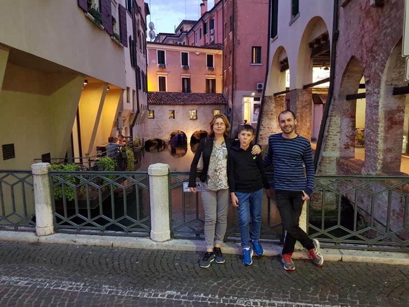 Осение каникулы в Италии 2018. Флоренция, Венеция, Доломиты и Комо