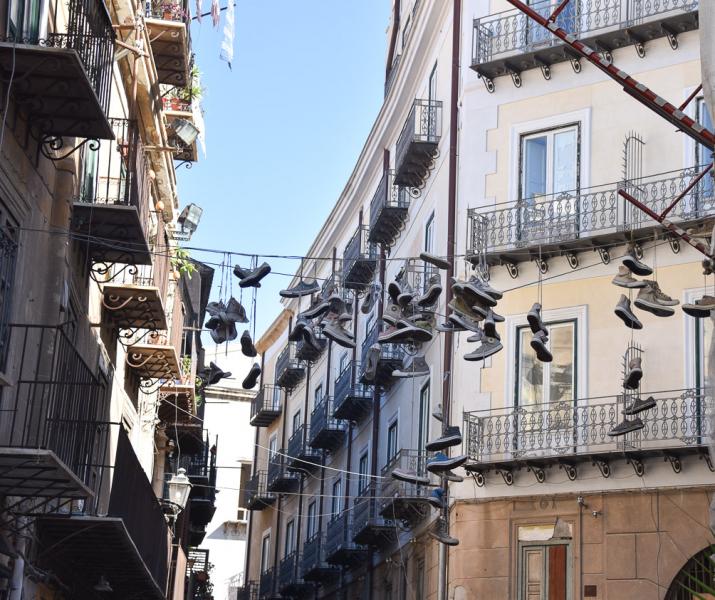 Сицилия повнимательнее (мастеровые, рынки, театры, свадьба в Палермо).