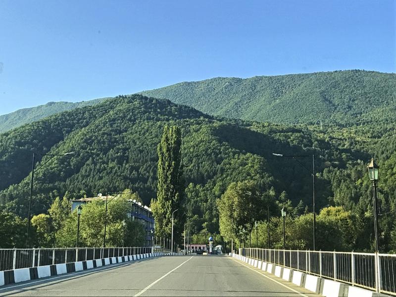 Второе путешествие по Грузии