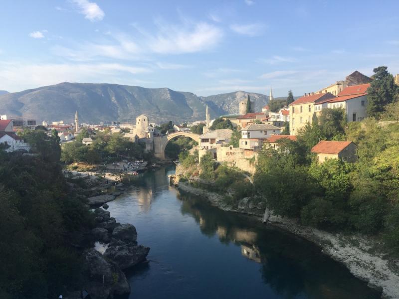 Поездка по Балканам (14 дней в октябре 2018 г.)