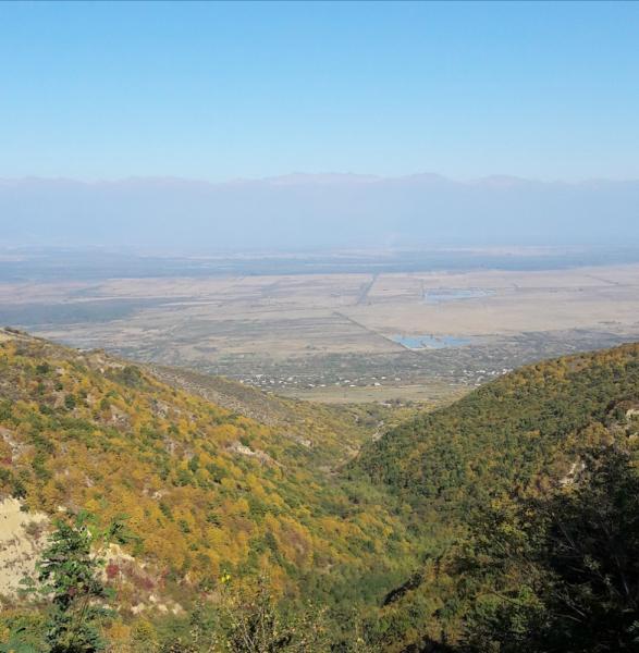 Алазанская долина. Коротко