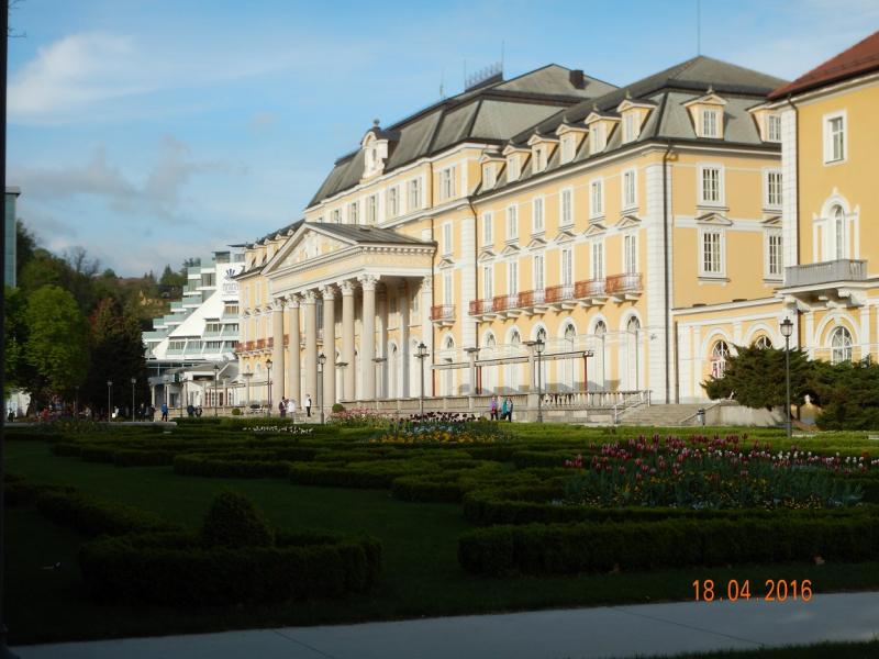 Термальные и минеральные источники Словении