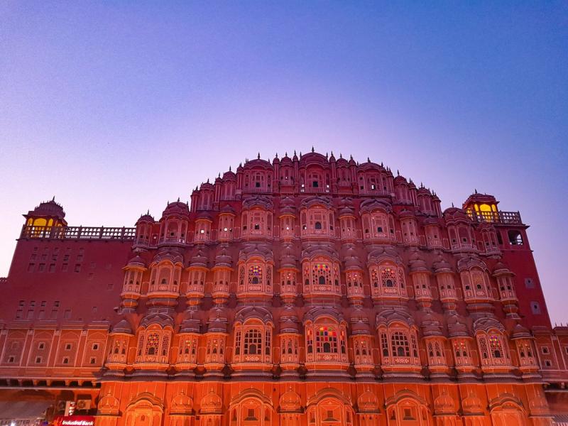Что посмотреть в Индии за 2 недели зимой (Дели, Удайпур, Джодхпур, Пушкар, Джайпур, Агра)