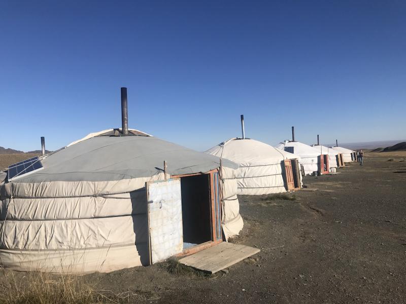 По Монголии без плана. 5 дней в Гоби.