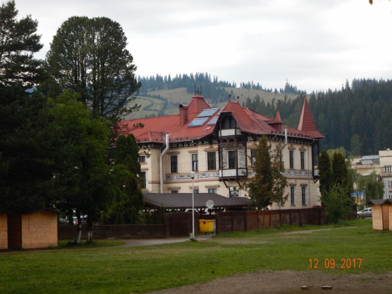 Термально-минеральная Румыния