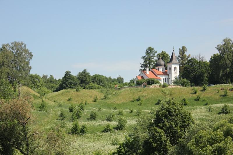 Поленово - Бёхово - Подмоклово. Времена года