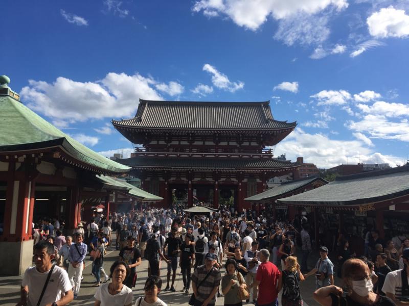 Япония за 15 дней (6-21 сентября 2018)