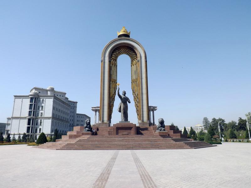 """""""Тебя там убьют!"""" - говорили они... Или Узбекистан, Таджикистан (Памирский Тракт), Киргизия, Казахстан - автостопом в сентябре."""