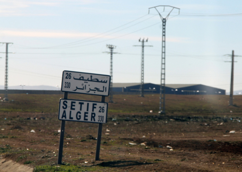 Алжир НГ 2018 (Константина, Джемила, Алжир, Сахара, Тассилин-Адджер)
