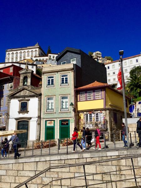 Круиз по Дору на Emerald Radiance и чуть-чуть северной Португалии, октябрь 2018