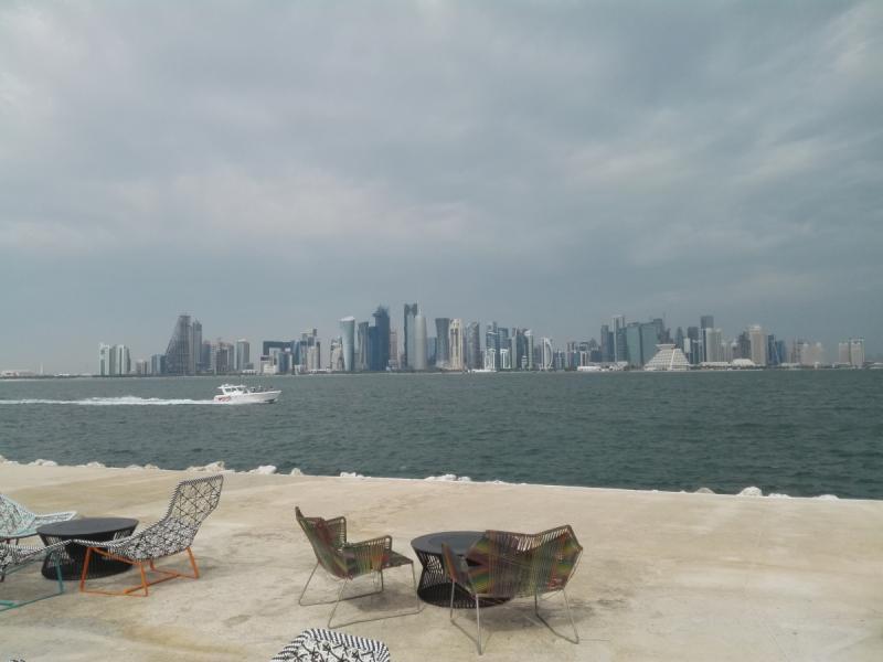 Доха за три дня. Незапланированное путешествие.