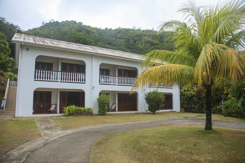 Сейшельские острова в сентябре 2018