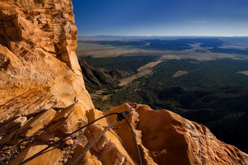 Юто-Аризонское притяжение: заполнение пробелов