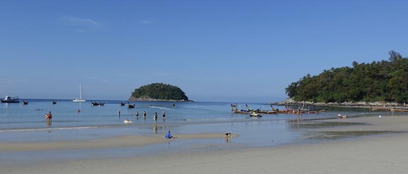 Отдых в Тайланде. Отчет о Кате.