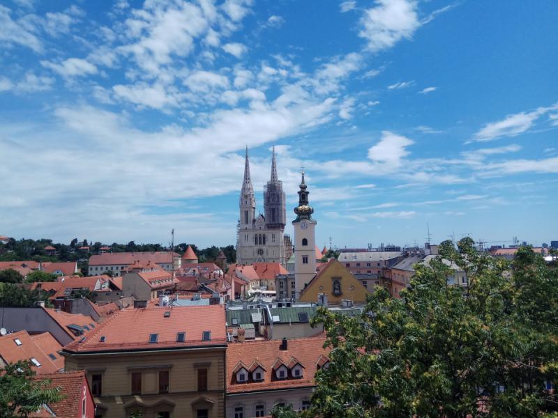 Великолепная Венгрия с вредными венграми, Хорватия и футбол Июль 2018 г