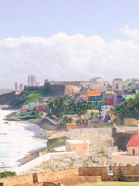 Пуэрто Рико, остров Вьекес. Январь 2018