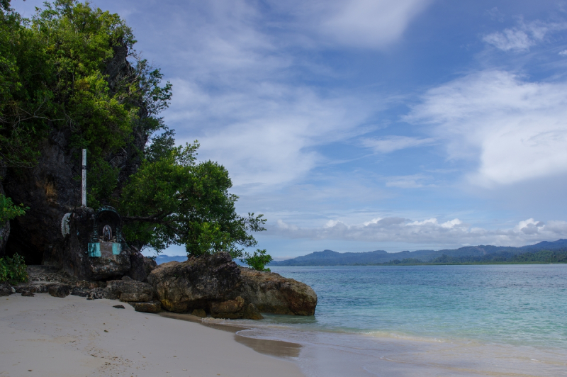 Где на Филиппинах осталось Баунти без толп?