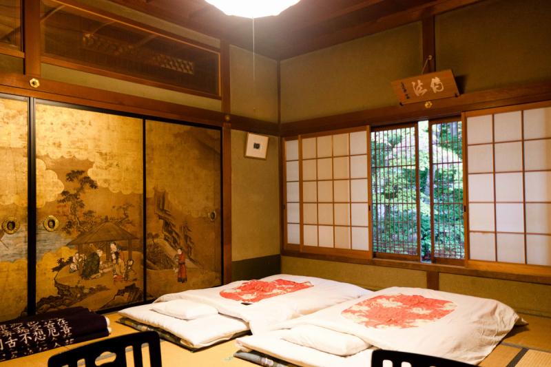 Tokyo, Shirakawa-go, Kanazawa, Matsumoto, Kyoto, Koyasan, Heda в конце октября 2018