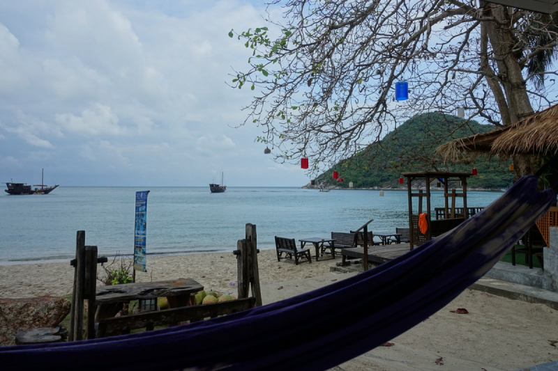 Новогодний трип по островам. Phangan, Tao, Samui