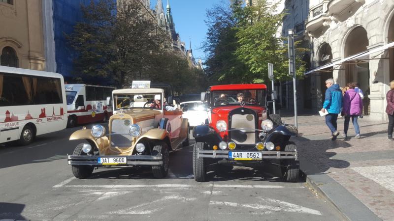 Дикарями по Европе на машине с палаткой