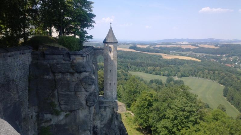 Из Праги в Саксонскую Швейцарию