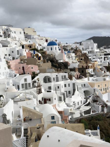 Греция 25.11-02.12.2018 Афины-Метеоры-Санторини-Дельфы